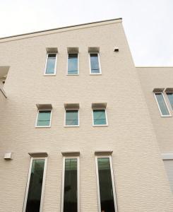 施工例−スキップフロアのある家−<br /> 新規登録しました