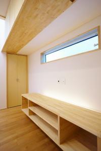 −備え付け家具のある家−<br /> 施工例 新規登録しました