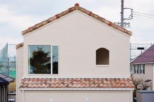 −南欧を感じる高台の家−<br /> 施工例 新規登録しました