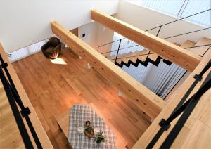 −広がりをもたらす空間の家−<br /> 施工例 新規登録しました