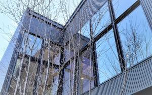 −ツリーを眺める家−<br /> 施工例 新規登録しました